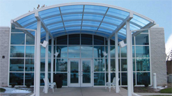 Image of Clearspan Translucent Canopy Systems