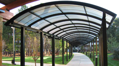 Image of Clearspan Translucent Walkway Systems